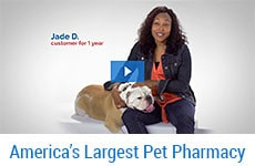 America's Largest Pet Pharmacy, opens video player