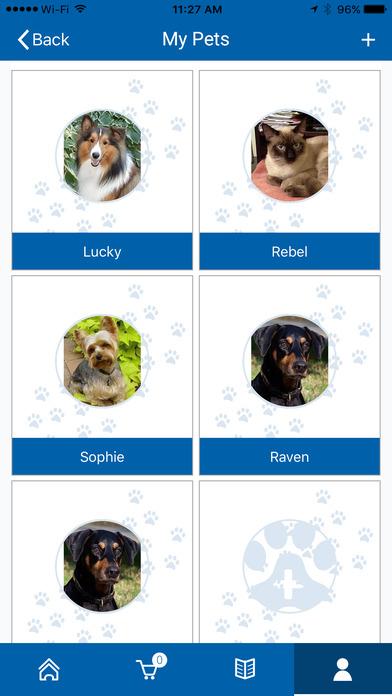 1-800-PetMeds Mobile App Screenshot
